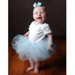 Blue Baby Tutu Toys & Games