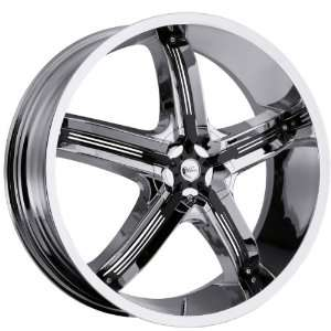 Bel Air 5 5x110 5x115 +32mm Chrome Wheels Rims Inch 22 Automotive