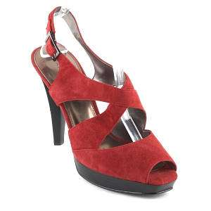 MARC FISHER Nino Heels Sandals Shoes Womens New Size