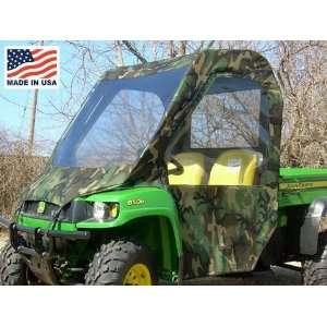 GCL UTV John Deere Gator HPX XUV Full Cab Enclosure with