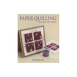 Lark Books Paper Quilling For The First Time Arts, Crafts & Sewing