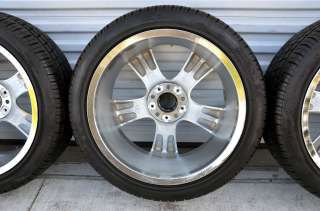 19 BMW OEM X3 Brand New Staggared Chrome Wheels Tires
