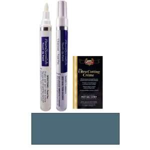 Oz. Twilight Blue Metallic Paint Pen Kit for 1988 Dodge Ram Wagon