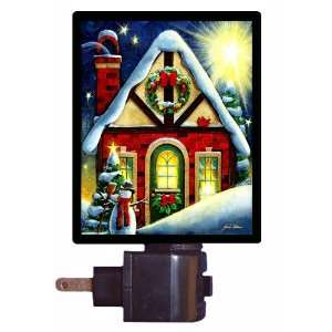 Christmas Night Light   Warm Welcome   LED NIGHT LIGHT