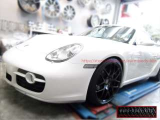 19 5x130 Black Staggered Wheels Porsche Boxster Cayman