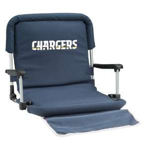 San Diego Chargers NFL Deluxe Stadium Seat by Northpole