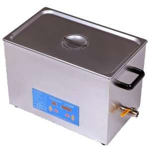 Commercial Grade 27 Liters 900 Watts HEATED ULTRASONIC