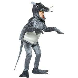 Unisex Giant Rat Halloween Costume Kids Size 7 10 #9145 Toys & Games