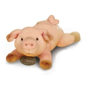 Russ Berrie Yomiko Yorkshire Pig 13 Toys & Games