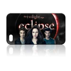 THE Twilight Saga Eclipse Hard Case Skin for Iphone 4 4s Iphone4 At&t