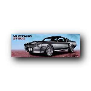Ford Shelby Gt500 Mustang Musclecar Door Poster Dr18576
