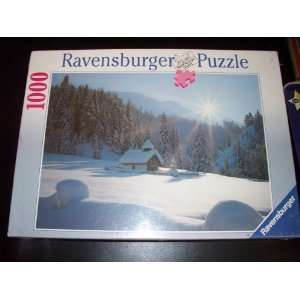 Ravensburger Puzzle 1000 Piece Winter Magic Toys & Games