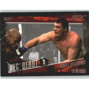 2010 Topps UFC Trading Card # 146 Matt Mitrione (Ultimate