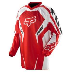 Fox Racing Youth Bright Red HC Race Jersey