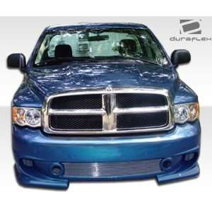 Ram Duraflex Phantom Front Bumper   Duraflex Body Kits Automotive