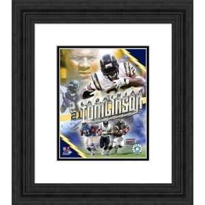 Framed LaDainian Tomlinson San Diego Chargers Photograph