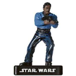 Star Wars Miniatures Lando Calrissian, Dashing Scoundrel