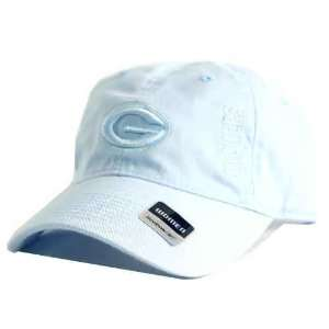 Green Bay Packers Womans Light Blue (adjustable