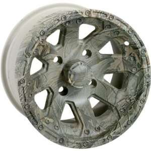 Vision Wheel 12in. Cast Aluminum Type 159 Outback Wheels