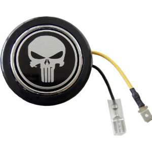 Punisher Skull Steering Wheel Horn Button Japan JDM