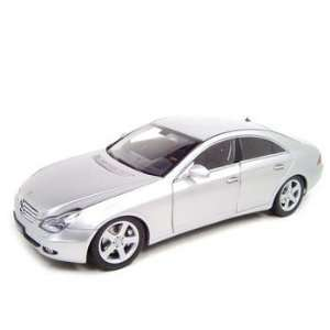 Mercedes Benz Cls Class Silver 118 Kyosho Model Toys