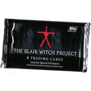 The Blair Witch Project Trading Card Pack Toys & Games