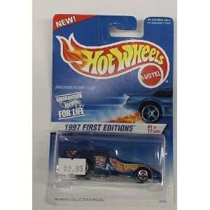 Hot Wheels Firebird Funny CAR #509 Toys & Games