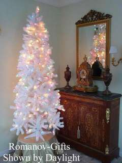 Pre Lit Multi Lights Christmas Tree 7 Ft Tall,hinged,Art Deco