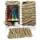 T45 BLING RHINESTONE CASE APPLE IPOD TOUCH 3 3G 3rd