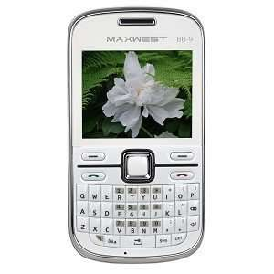 Maxwest BB 9 2.2 LCD Unlocked Quad Band GSM Dual SIM