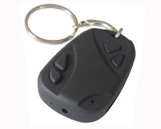 Hot Car Key Chain Hidden Web Mini Spy Camera DVR video Recorder Free