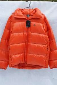NWT $250 Nike Lava Flow 800 Spice Mens Down Hooded Jacket Sz XL