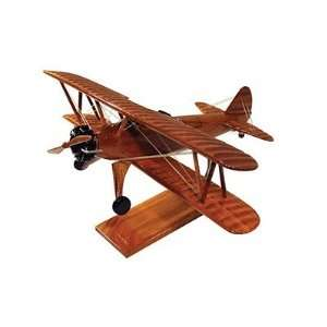 Toys and Models NMPT17 PT 17 Stearman 1 22 scale model Toys & Games