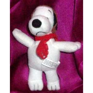 Peanuts 5 Plush Bean Body SNOOPY FLYING ACE Doll Toy Toys & Games