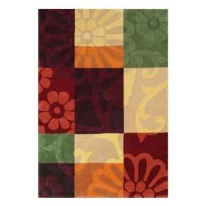 Dynamic Rugs Mystique Multi 0020 Area Rug, 7.10 x 10.10 ft