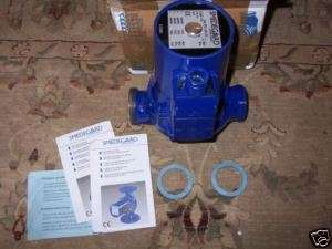 Smedegaard EV3 100 2C Marine/Boat/Ship Clean Water Pump