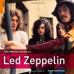 Zeppelin (Rough Guide Reference) [Paperback] Nigel Williamson Books