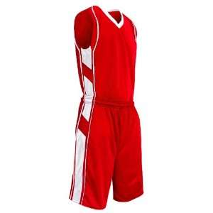 Champro Dri Gear Game Custom Basketball Jerseys SCA/WHI