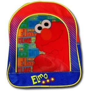 Sesame Street Elmo 3D Toddler Backpack Baby