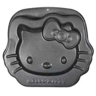 Hello Kitty Cake Pan Mold Metal Aluminum Non Stick Sanrio Bake Kitchen