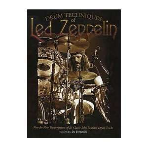 Drum Techniques of Led Zeppelin Musical Instruments