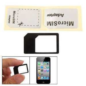Gino Micro SIM to SIM Card Adapter Tray Holder for iPhone