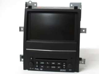cadillac escalade 2007 2008 2009 2010 2011 6 cd dvd navigation