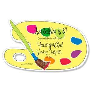 Childrens Birthday Party Invitations   Party Palette