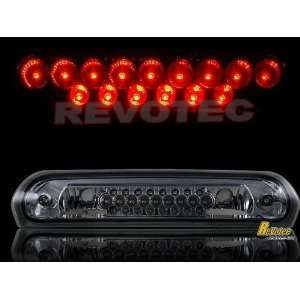 Dodge Ram Led Tail Lights Smoke LED Third Brake Light 2001