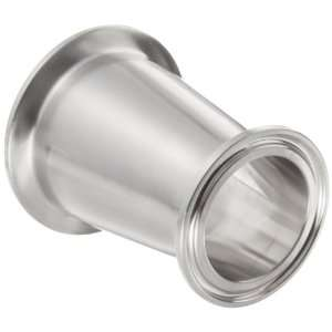 Parker Sanitary Tube Fitting, Stainless Steel 304, Concentric Reducer