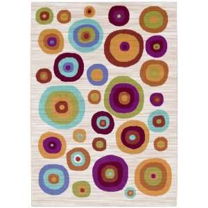 Shaw Mod About You/Multi Printed Area Rug