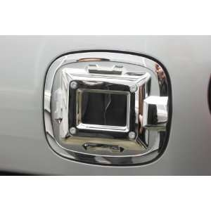 Putco 400937 Chrome Fuel Tank Door Cover for Select Toyota