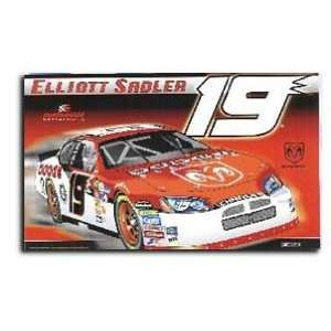 Elliott Sadler Nascar Flags