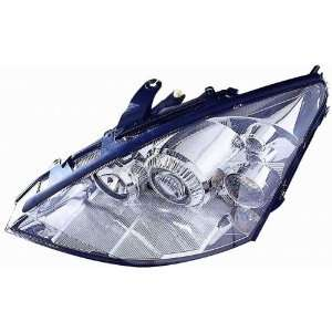 2004 Ford Focus Headlight ~ Left (Drivers Side, LH)  02, 03 / Head